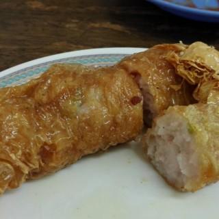 fried prawn fritters - Kelana Jaya's Key Hiong (Dim Sum) Restaurant (Kelana Jaya) Klang Valley