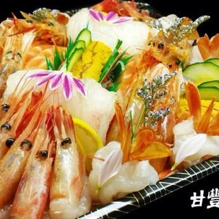 今日係年卅晚,嚟個雜錦刺身拼盤都唔錯嫁( ´▽` )ノ - 位於大圍的甘豐寿司  (大圍) | 香港
