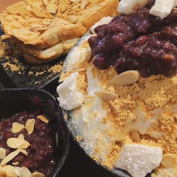 Red bean bingsu - Seobinggo (ซอบิงโก) - Casaul Dining - Pathum Wan - Bangkok