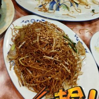 豉油皇炒麵 - 位於佐敦的金城粥麵小廚 (佐敦) | 香港