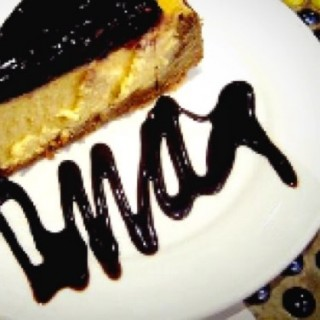 Blueberry Cheesecake - Taguig's Banapple Pies & Cheesecakes (Taguig)|Metro Manila