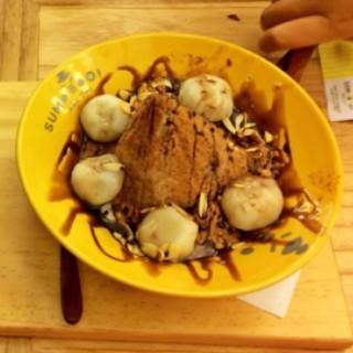 Nutella bomb -  dari Sumoboo (Slipi) di Slipi  Jakarta