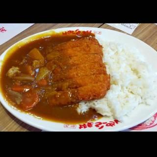 Curry Rice - ในPluit จากร้านYamagoya Ramen (Pluit)|Jakarta