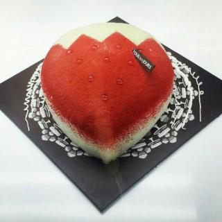 Strawberry Cake - 位於Pluit的Tous les Jours (Pluit) | 雅加達