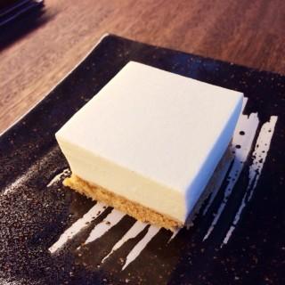Tofu Cheese Cake -  dari 源の屋 (Sri Petaling) di Sri Petaling |Klang Valley