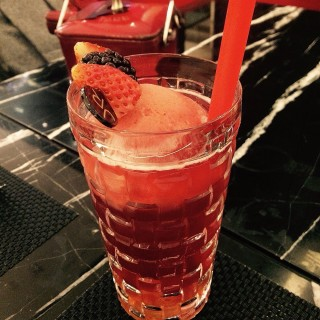 Iced peach and passion fruit tea - 位於中環的Le Salon De Thé de Joël Robuchon (中環) | 香港