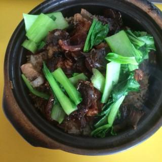 Claypot Sausage Pork Rib Rice - 位於Geylang的Guang Dong (HK) Claypot Rice - Stewed Soup (Geylang) | 新加坡
