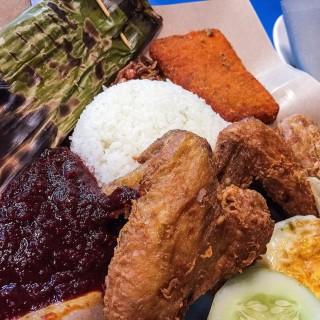 Power nasi lemak  -  dari Boon Lay Power Nasi Lemak (Boon Lay) di Boon Lay |Singapura