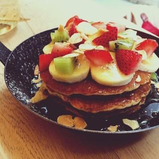 pancake - 位于คลองเตยเหนือ的Gram (แกรม) (คลองเตยเหนือ) | 曼谷
