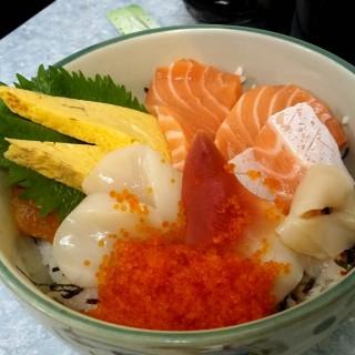 刺身飯 - 位於的赤壽司 (北角) | 香港