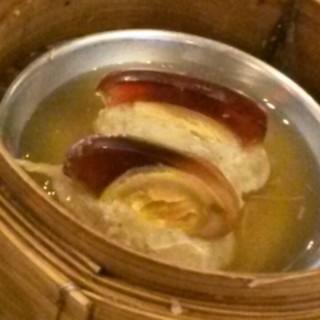 ไข่เยี่ยวม้าหมูสับ -  dari ฮองมิน Hongmin (หนองบอน) di หนองบอน  Bangkok