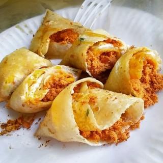 肉鬆蛋餅 - ใน天后 จากร้านS-Yoco (天后)|ฮ่องกง