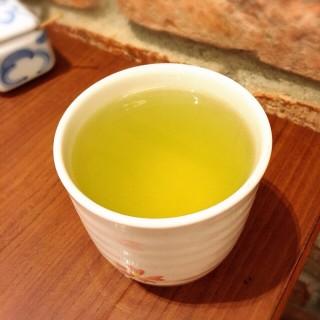 ชาเขียวร้อน -  ช่องนนทรี / Ootoya Restaurant (โอโตยะ) (ช่องนนทรี)|กรุงเทพและปริมลฑล