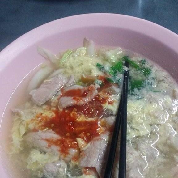 สุกี้น้ำ - Si Phraya's Ma Nop Suki Thai food - general - Bangkok
