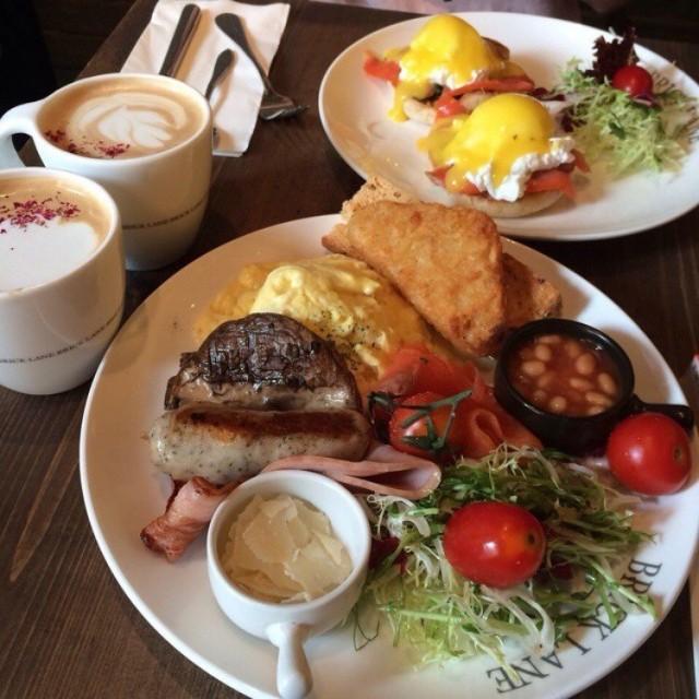 All Day Breakfast - 位於尖沙咀的BRICK LANE   酒吧 - 香港