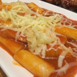 ชีสต็อกบกกิ -  ปทุมวัน / BonChon Chicken (บอนชอน ชิคเก้น) (ปทุมวัน)|กรุงเทพและปริมลฑล