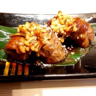 肥牛金菇卷 - 位於尖沙咀的misocool (尖沙咀) | 香港