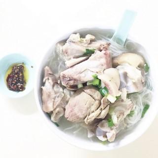 細手米 - 位於粉嶺的群記牛肉圓豬手 (粉嶺) | 香港