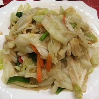 蝦醬高麗菜 -  dari 泰鑽泰式料理 (大里區) di 大里區 |Taichung