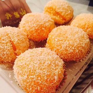芒果糯米糍 - ใน大埔 จากร้านHui Lau Shan (大埔)|ฮ่องกง
