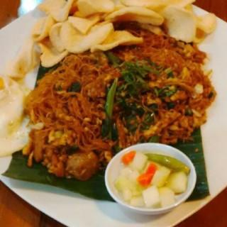 bihun goreng special - Kebon Agung's Tong Tji (Kebon Agung)|Semarang
