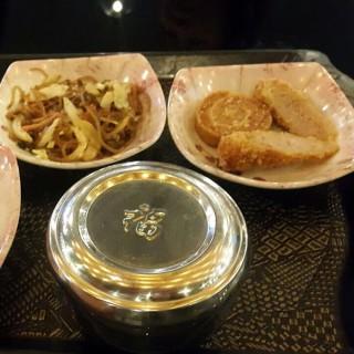 Japchae -  dari Mujigae - Bibimbab & Casual Korean Food (Pluit) di Pluit |Jakarta