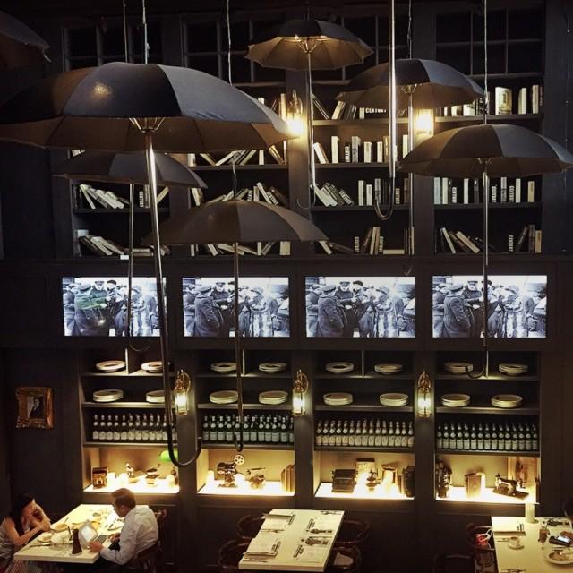 写真 - Charlie Chaplin Cafe - Restaurant - 梳邦再也 - Klang Valley
