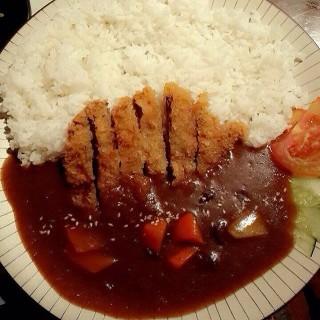 Chicken Katsu Curry - 位於Pondok Indah的Sushi Tei (Pondok Indah) | 雅加達