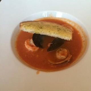 Seafood soup -  dari Bene (路氹城) di 路氹城 |Macau