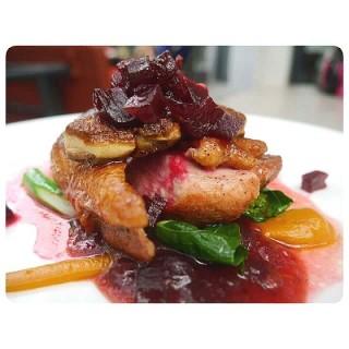 smoked duck foie gras -  Ampang / Acme Bar & Coffee (Ampang)|Klang Valley