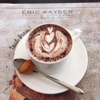 Latte - Senayan's Eric Kayser Artisan Boulanger (Senayan)|Jakarta
