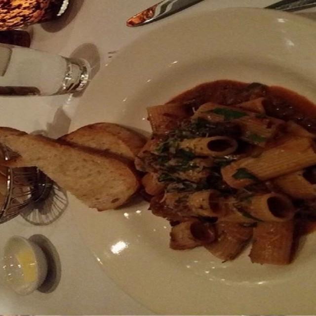 Australian grass-fed beef ragout - Makati's Sala Bistro|Casual Dining - Metro Manila