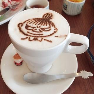位於的Moomin Cafe (尖沙咀) | 香港