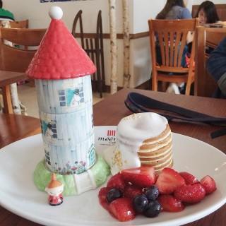 ใน尖沙咀 จากร้านMoomin Cafe (尖沙咀)|ฮ่องกง