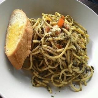 Pesto Pasta -  dari Bean Addicted (Rizal) di Rizal |Other Provinces