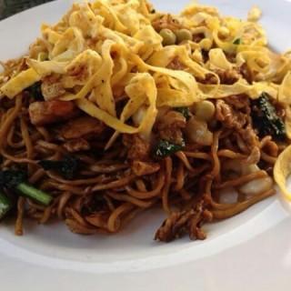 Bakmi goreng spesial seafood -  dari Bakmi Golek (Cawang) di Cawang |Jakarta