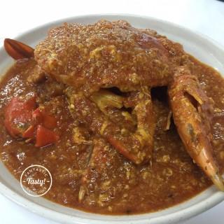 Chilli Crab -  Kaki Bukit / Alstern Asian Cuisine (Kaki Bukit)|Singapore