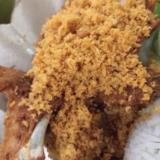 Ayam kremes - Pantai Indah Kapuk's Ayam Baraya (Pantai Indah Kapuk)|Jakarta