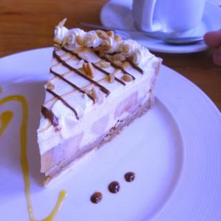 Bananalicious Cake - Katipunan's Conti's Bakeshop & Restaurant (Katipunan)|Metro Manila