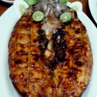 Ikan Bandeng Bakar - Serpong's Aroma Dermaga Sea Food (Serpong)|Jakarta