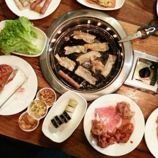 Korean BBQ buffet -  Puchong Town Center / San Nae Deul (Puchong Town Center)|Klang Valley