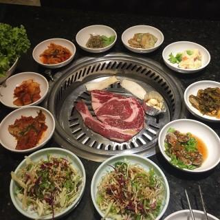 เนื้อย่างสไตล์เกาหลี - Khlong Toei's DooRae Korean Restuarant (Khlong Toei)|Bangkok