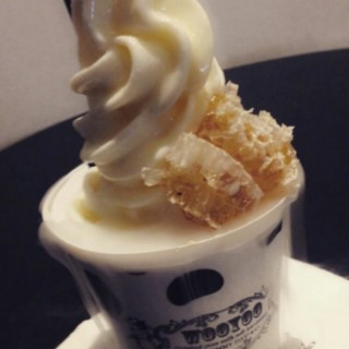 Salty caramel ice crem - 位於Pantai Indah Kapuk的Wooyoo Dessert House (Pantai Indah Kapuk) | 雅加達
