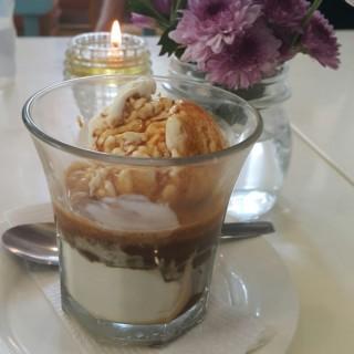Affogato - Setiabudi's Java Bean Coffee (Setiabudi) Bandung