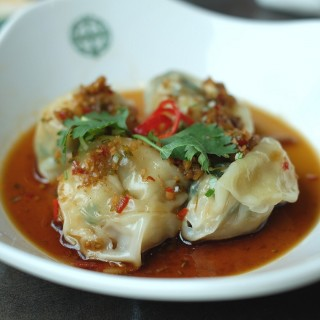 Dumpling with Spicy Sauce - 位於Pantai Indah Kapuk的Tim Ho Wan (Pantai Indah Kapuk) | 雅加達