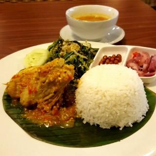 Ayam Betutu -  dari Bale Lombok (Tanah Abang) di Tanah Abang |Jakarta