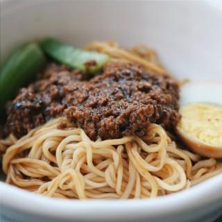 Cha Chiang La Mian -  dari Jin Mu Dumpling Restaurant (Pantai Indah Kapuk) di Pantai Indah Kapuk |Jakarta