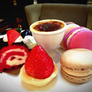 High Tea - Pathum Wan's TWG Twinings Tea Boutique (Pathum Wan)|Bangkok