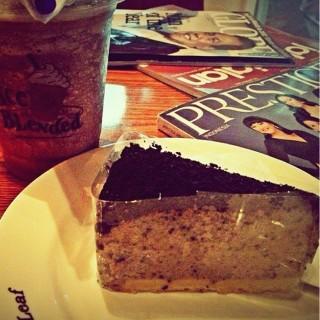 Oreo Cheese Cake - Cilandak's The Coffee Bean & Tea Leaf (Cilandak)|Jakarta