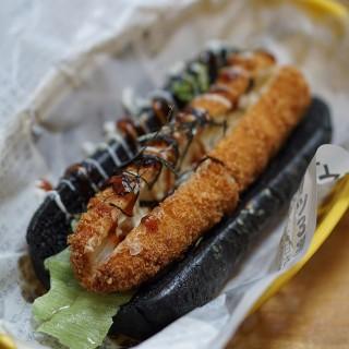 Chicken Katsu Japadog - Thamrin's Shirokuma (Thamrin)|Jakarta